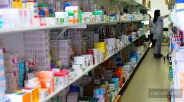 Київські аптеки приховують кількість проданих нарковмісних препаратів