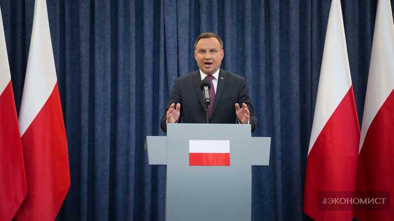 Президент против правительства: подарок Польши для ЕС