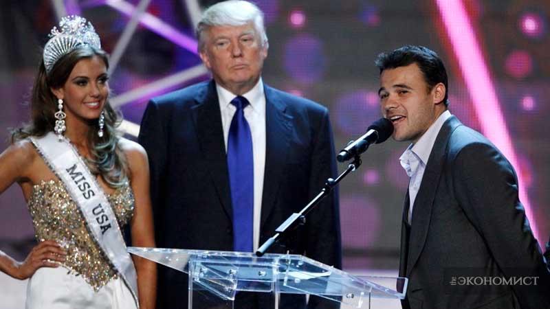 Эмин Алагаров: «Трамп не забывает своих друзей»