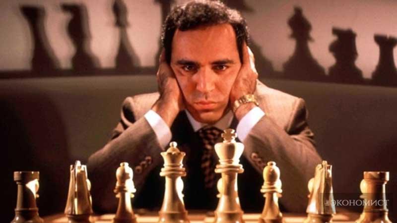 Гарри Каспаров возвращается в игру