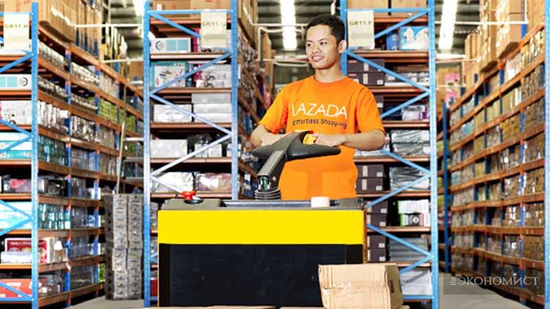 Lazada готовит отпор «Амазону»