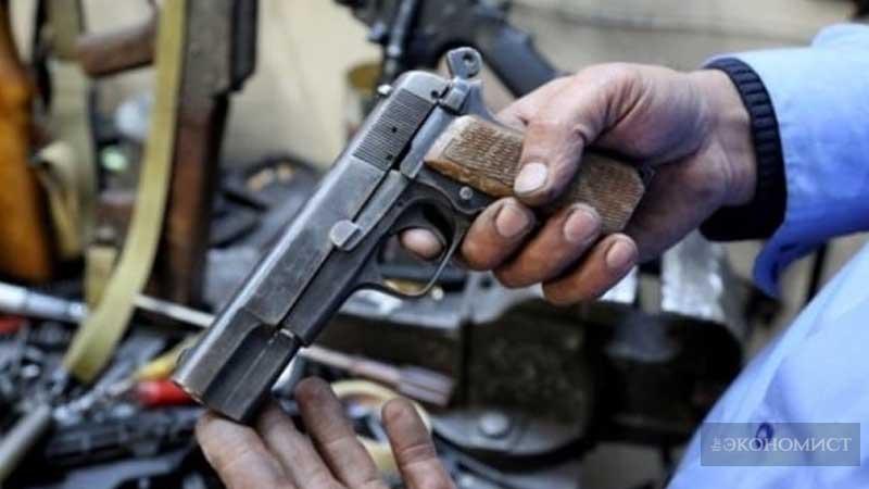 О легализации оружия в Украине