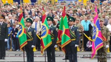 Дискредитация независимости: парад иностранных войск в Украине