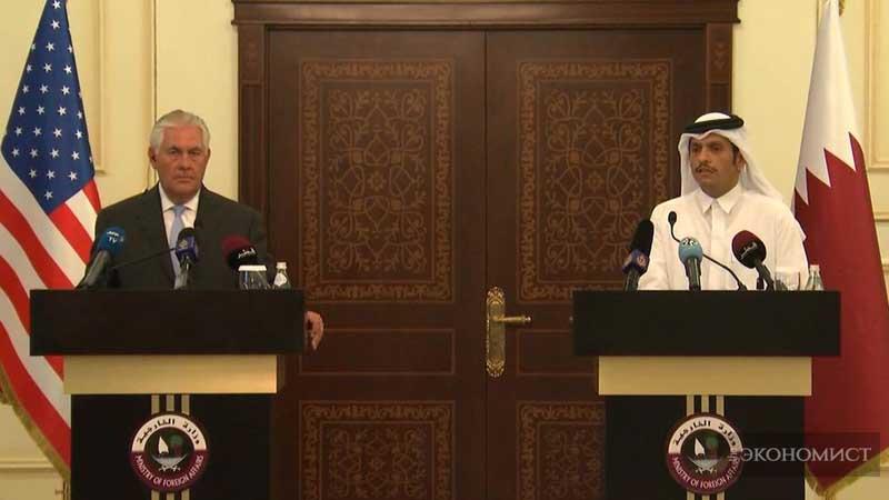 США примиряет своих союзников: антитеррористический пакт с Катаром