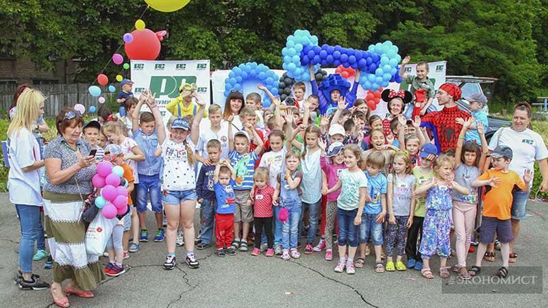 Детский фестиваль спорта от «РАЗУМНОЙ СИЛЫ»