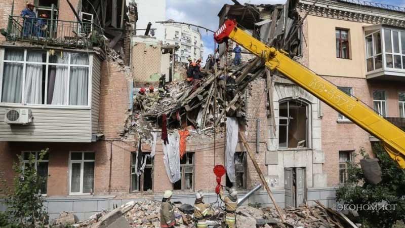 Вибух будинку в Києві: два наступні кроки для мерії