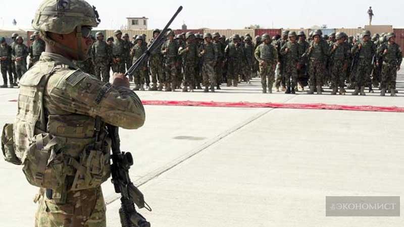 Афганская стратегия США: ВВС против талибов
