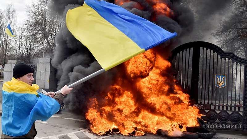 Абсурд правит хаосом: Кэрролловский сценарий в Украине