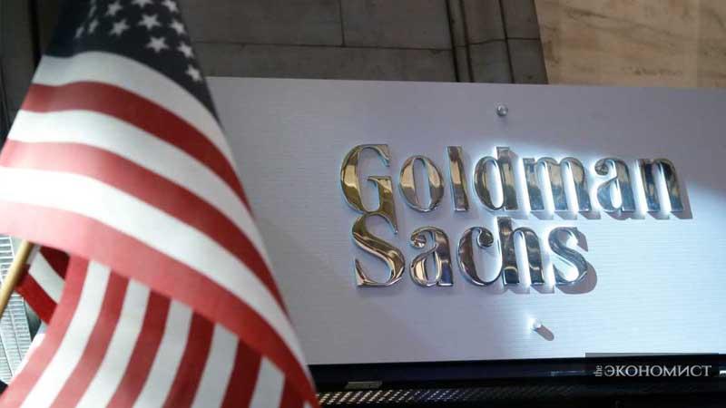 Американский Goldman Sachs и украинская гривна