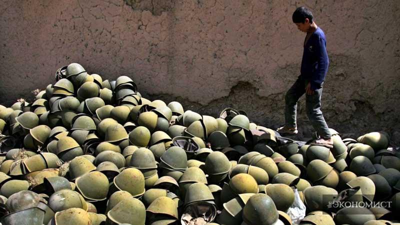 Афганистан. Талибы идут