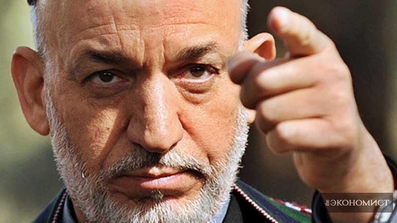 Хамид Карзай: «США для нас опаснее Талибана»