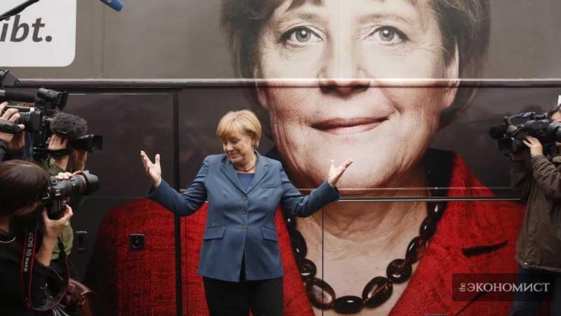 Германия не хочет перемен: Меркель лидирует в предвыборной гонке