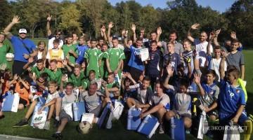 Спорт во имя единства