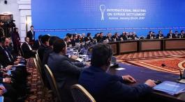 Новый раунд переговоров по Сирии начался в Астане