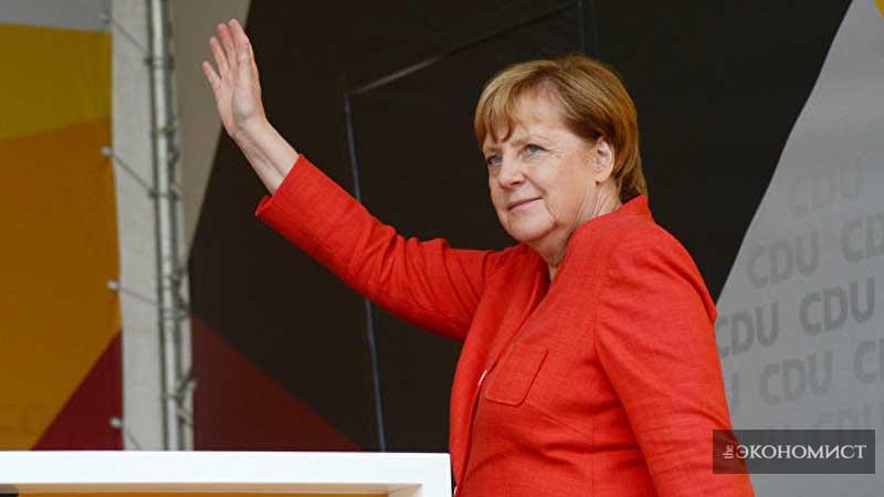 Германия вновь ставит на Меркель