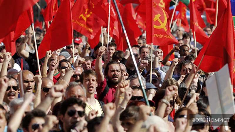 Британские лейбористы уже почти коммунисты