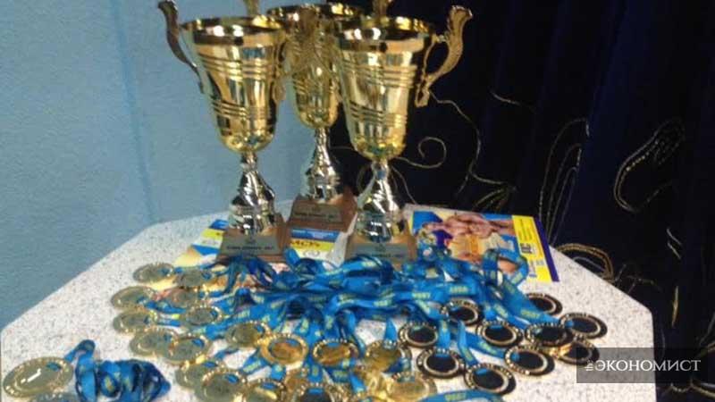 Всеукраїнського турніру «Кубок Донбасу» з бодібілдингу та фітнес-бікіні