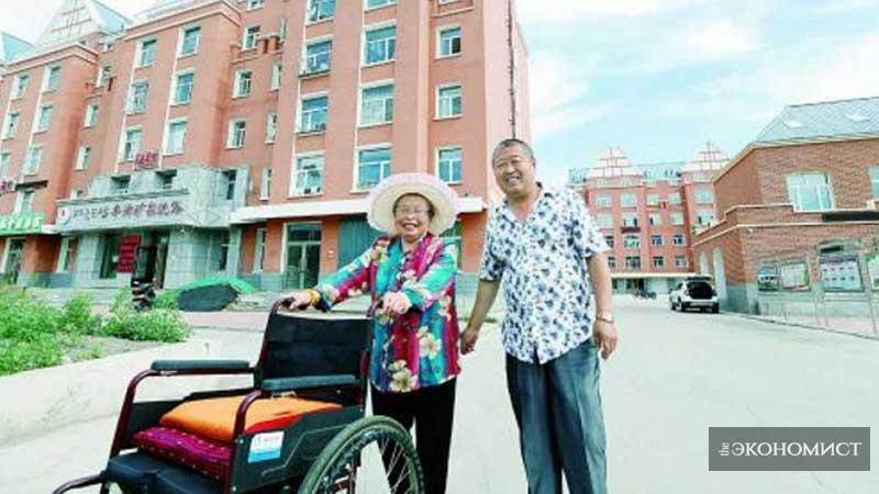 Китай ускоряет реконструкцию скваттерных поселений
