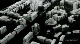 Проект застройки Крещатика, 1946 г.