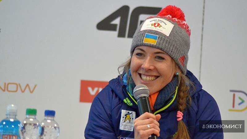 Юлия Джима, наша главная Олимпийская надежда.