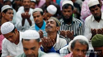 Геноцид в Мьянме: буддисты против мусульман