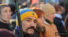 Михомайдан: не догонят, так согреются