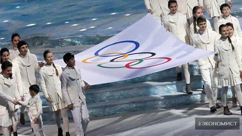 Примерно так будут выглядеть российские спортсмены на Олимпиаде-2018