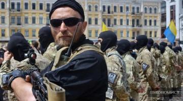 Нацисты и СБУ: борьба с протестами по-украински