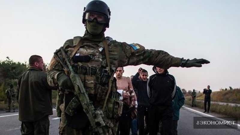 Военнопленные из АТО и новый сталинизм