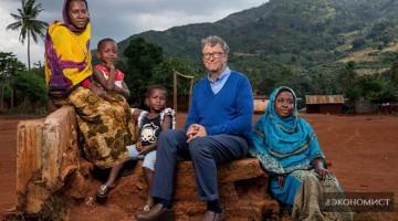 Новая профессия Билла Гейтса – редактор издания Time