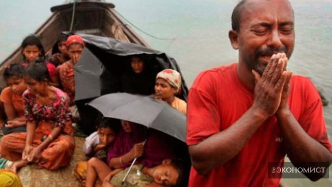 Тайный геноцид в Мьянме