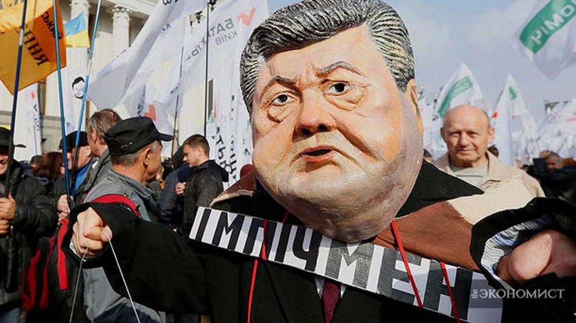 Михомайдан запустил машину самоуничтожения власти
