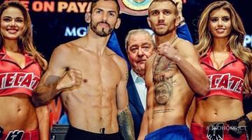Дабы войти в разряд легенд профи-бокса, Ломаченко нужен бой против Линареса