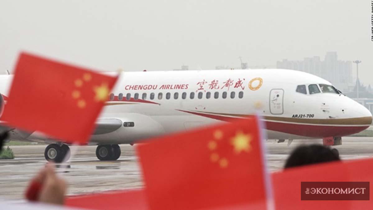 Авиакомпания «Chengdu Airlines» предлагает «самую высокую зарплату в Китае» для пилотов - 25 800 долл. США в месяц