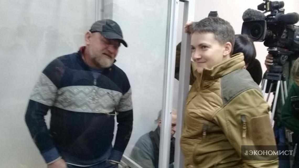 Кульбіт Савченко: з героїнь у змовниці
