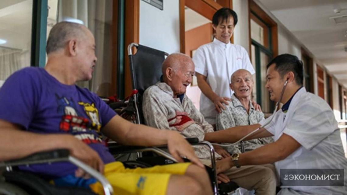 Китай намерен качественно улучшить жизнь населения