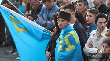 Крымские татары - третий фронт украинской революции