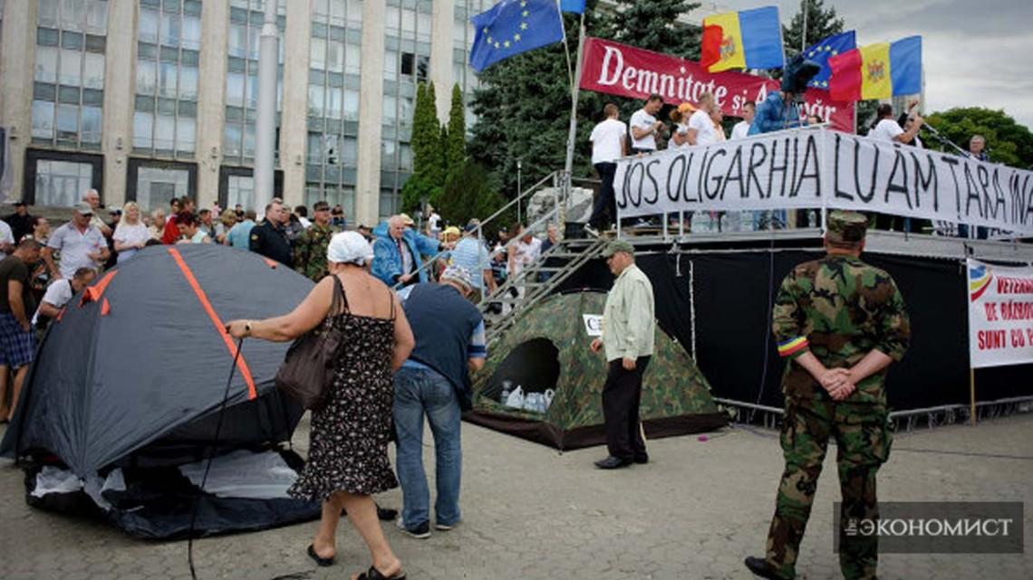 Молдавский конфликт привлекает участников