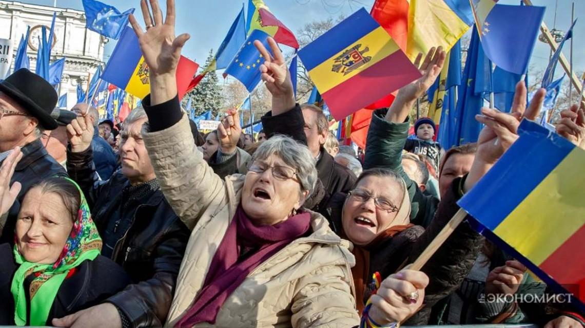 Украинский национализм в пользу румынской империи