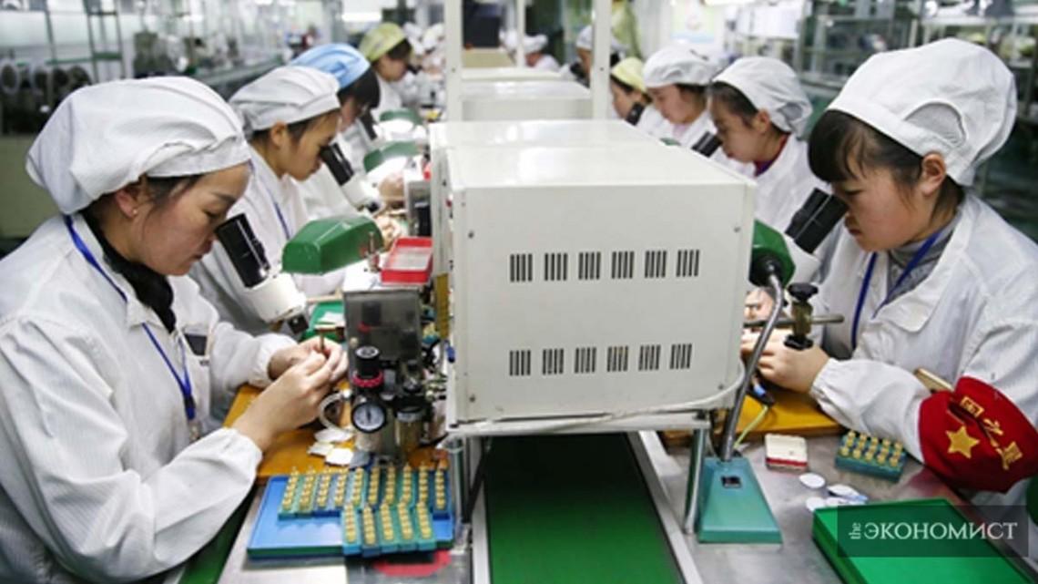 Китай поставил новый рекорд по количеству поданных патентных заявок
