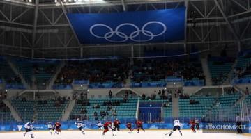 НХЛ уделала Олимпиаду
