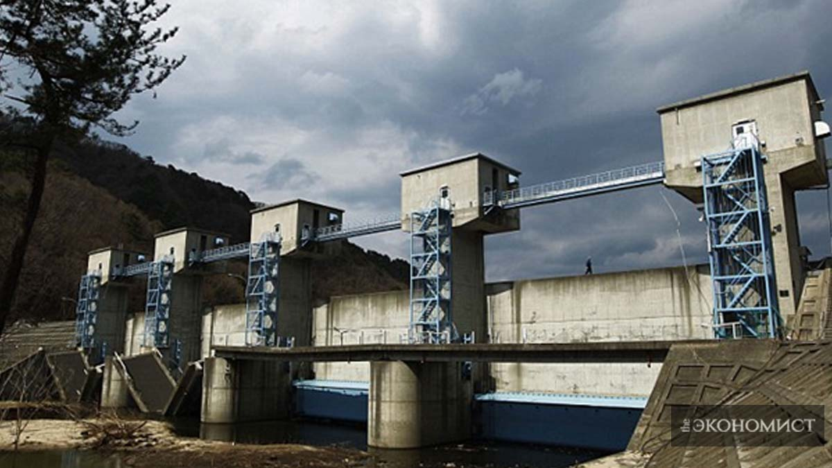 Стена, которая была раскритикована как расточительный проект общественных работ в 1970- х годах, защитила Фудай от цунами