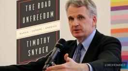 Тимоти Снайдер о Путине: неизбежность против вечности – Часть 4.