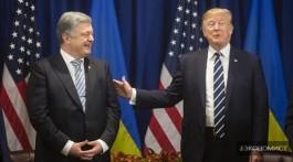 Трамп и Порошенко: две стороны одной медали
