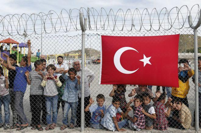Беженцы в ЕС. От раскрытых объятий до скрытой ненависти-2