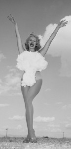Ли Мерлин – «Мисс Атомная бомба»