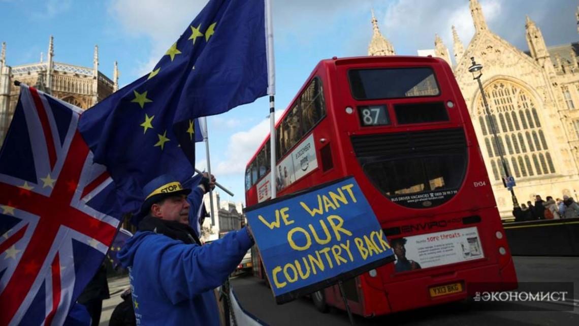 За год до Брексита: Как чувствует себя Великобритания? - Часть 1.