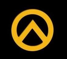 Лямбда, символ движения идентичности; Предполагается, что в память о битве при Фермопилах