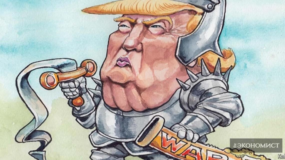 Почему Трамп вряд ли начнёт новую войну