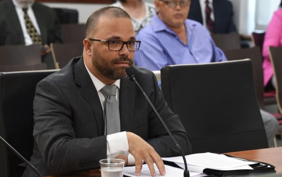 Мануэль Лабой Ривера, секретарь Департамента экономического развития и торговли Пуэрто-Рико. Фото: Тони Зайас / GDA / AP